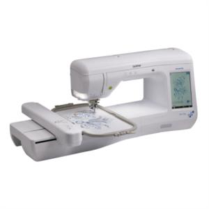 Bordadora Doméstica Brother BP2150L. Las mejores marcas y modelos de máquinas de coser domesticas e industriales en quito ecuador. Somos La Bobina Corp desde 1990.