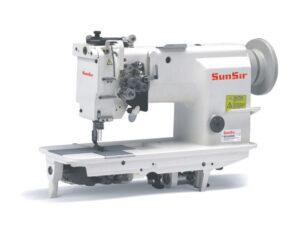 Máquina de Coser Sunsir SS-D2252-H. El mejor respaldo con la mejor garantía del país en bordadoras industriales y máquinas de coser en Quito Ecuador. Síguenos en labobina.net. La mejor opción para realizar sus compras de equipos textiles en el Ecuador.